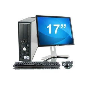 ORDINATEUR TOUT-EN-UN Lot PC DELL Optiplex 755 SFF Intel Celeron 430 1.8