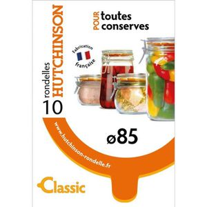 BOCAUX Rondelle Classic toutes conserves Hutchinson - 1 n