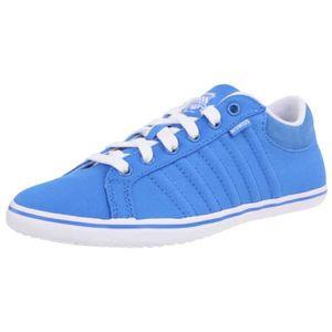 CHAUSSURE TONING K-SWISS Sneaker Hof IV T VNZ bleu femme enfants en