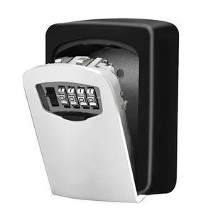 ARMOIRE - BOITE A CLÉ Rangement sécurisé pour clés -Boite à clé sécurisé
