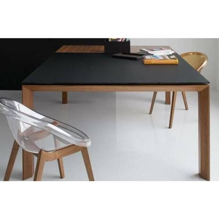 Table a manger 140x140 achat vente table a manger 140x140 pas cher cdiscount - Table extensible cdiscount ...