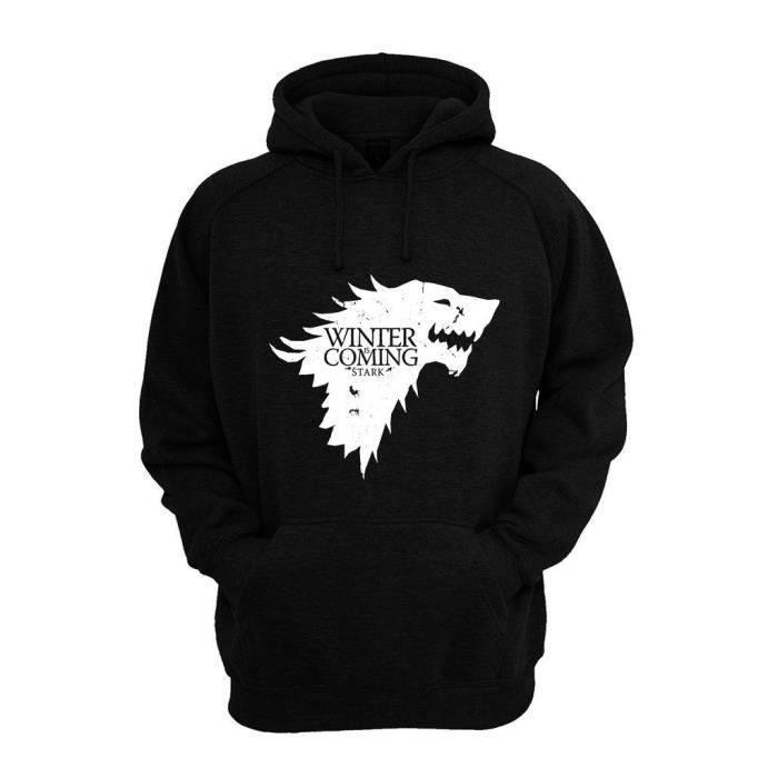 Souvent Pull winter is coming - Achat / Vente Pull winter is coming pas  JR33