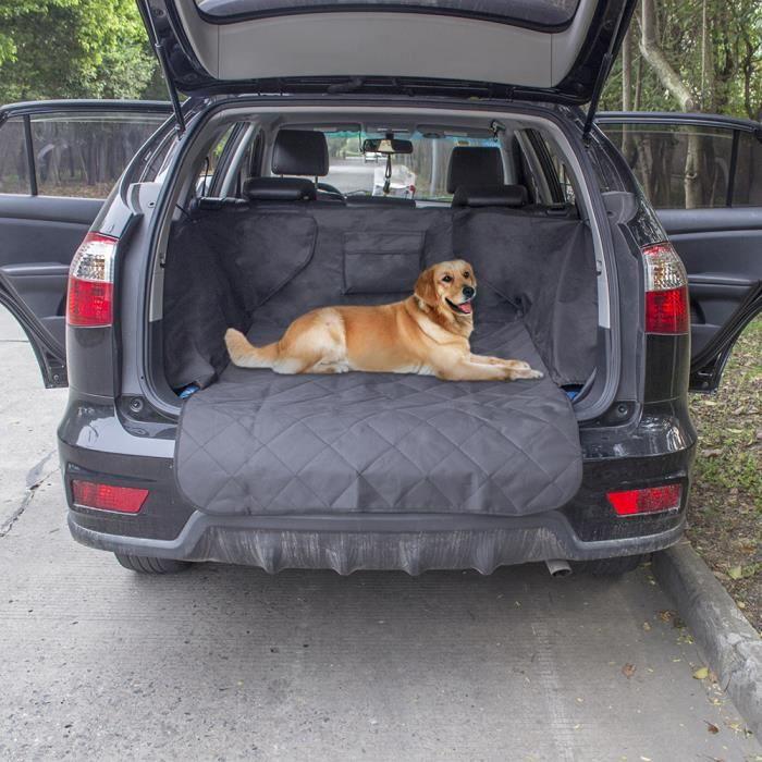 Tapis de coffre pour chien achat vente tapis de coffre for Housse protection coffre chien