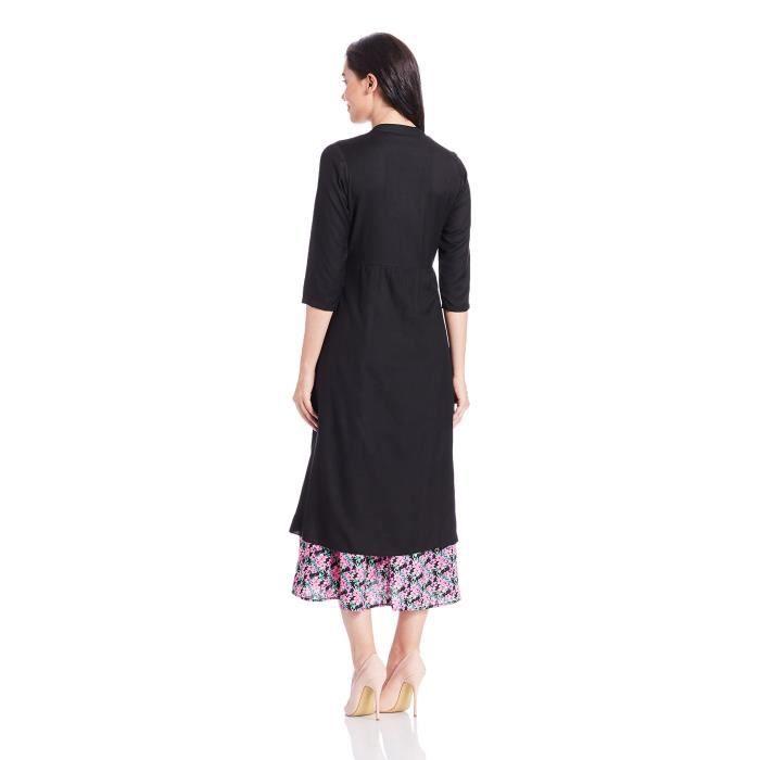 robe une ligne de femmes ZL9XY Taille-38