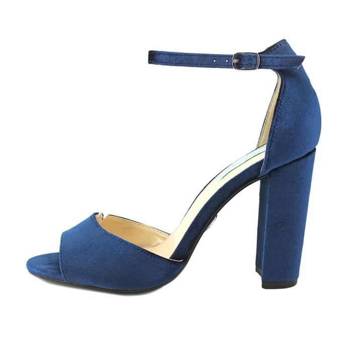 Betsey Johnson Carly Synthétique Talons Compensés