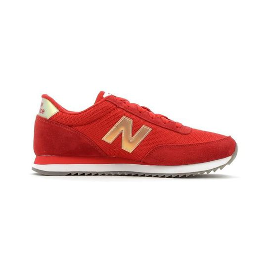 Baskets basses New Balance WZ501 Rouge Rouge Achat Vente