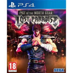 JEU PS4 Fist Of The North Star: Lost Paradise - Kenshiro E