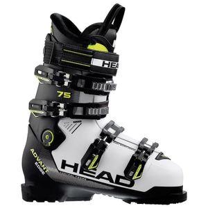 CHAUSSURES DE SKI HEAD Chaussures de Ski Advant Edge 75 Blanc et Noi