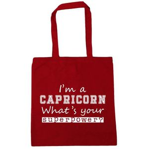 SAC SHOPPING Women's I'm A Capricorn What's Your Superpower? To