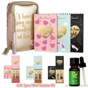 FARD À PAUPIÈRE TOO FACED BEST YEAR EVER Eye Shadow Holiday Set Se