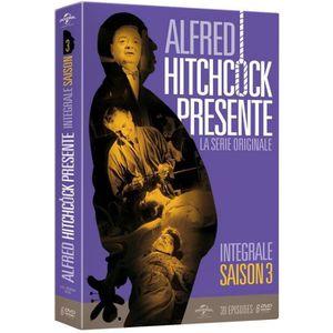 DVD SÉRIE Alfred Hitchcock présente - La série originale - S