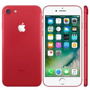 Téléphone portable (Rouge) pour Apple iPhone 7 128GB occasion débloqu