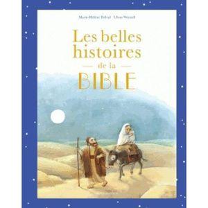 DOCUMENTAIRE ENFANT Livre - les belles histoires de la Bible