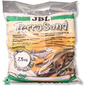 DÉCO VÉGÉTALE - RACINE JBL Sable fin Terrasand blanc - Pour reptiles - 7,