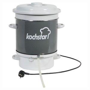 EXTRACTEUR DE JUS KOCHSTAR Extracteur à jus électrique 1500W - 28 cm