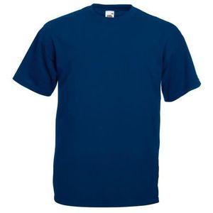 T-SHIRT T-shirt à manches courtes Fruit Of The Loom pou...