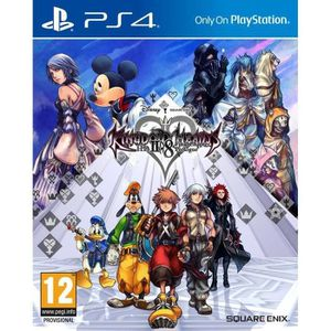 JEU PS4 Kingdom Hearts 2.8 PS4 + 2 Boutons Thumbstick Offe