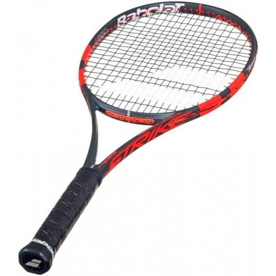 3c6954bae BABOLAT Raquette de tennis PURE STRIKE 18 20 UNSTRUNG - Noir - Prix ...