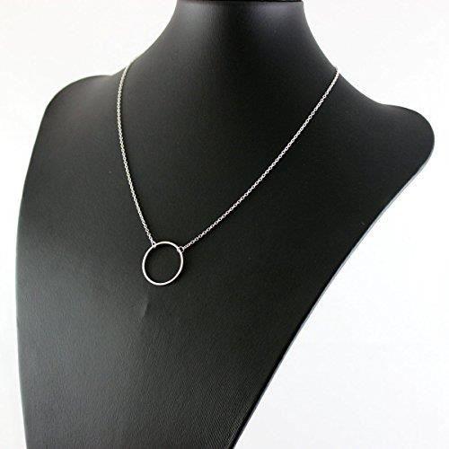 Craze jaune collier citrine perlé avec les résultats en argent sterling de 16 pouces de pierres précieuses SBWRA