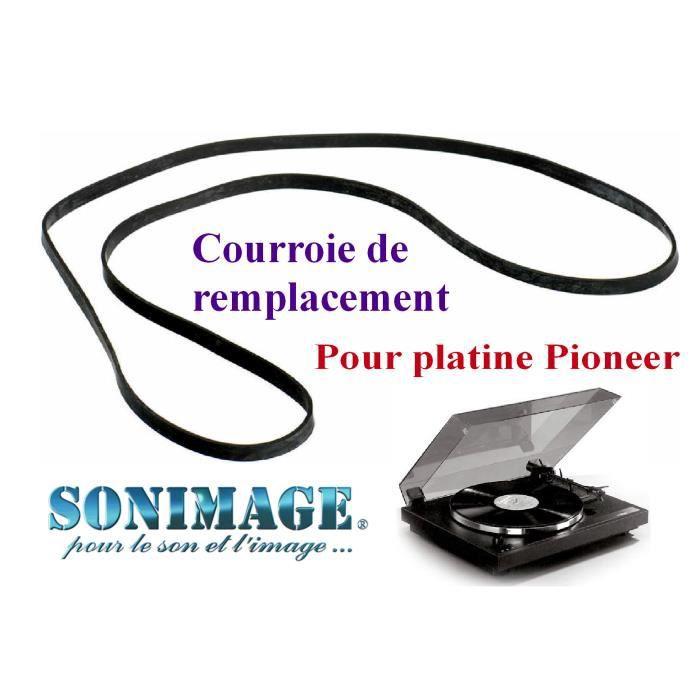 Pioneer Pl-a35 : Courroie De Remplacement