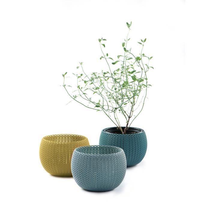 petit pot de fleur en plastique achat vente pas cher. Black Bedroom Furniture Sets. Home Design Ideas