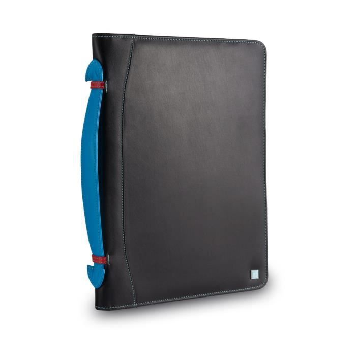 Dudu - Sac à main - Collection Colorful - Tablet - Noir - Homme