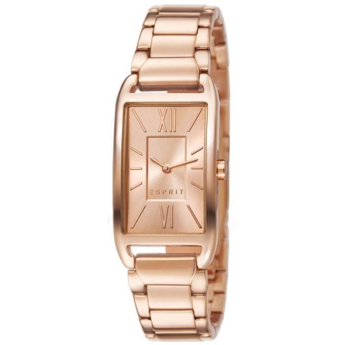 Esprit Bracelet Femme Es107112003 Acier Inoxydable Montre 2IYDEHW9