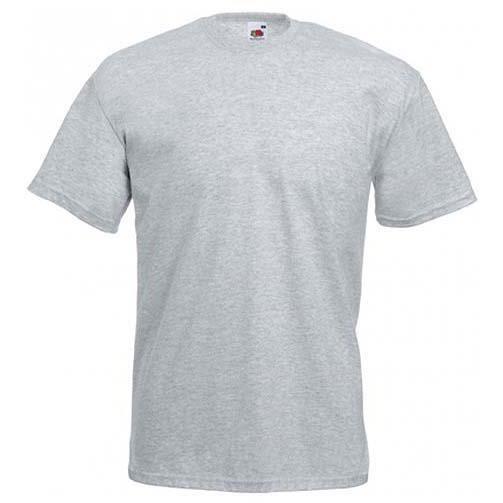 a9338472bb141 T-shirt Gris Chiné Mixte Homme Femme SC221.100% Coton.Col rond avec bande  de propreté.Coupe tubulaire.Coupe des manches réajustée po