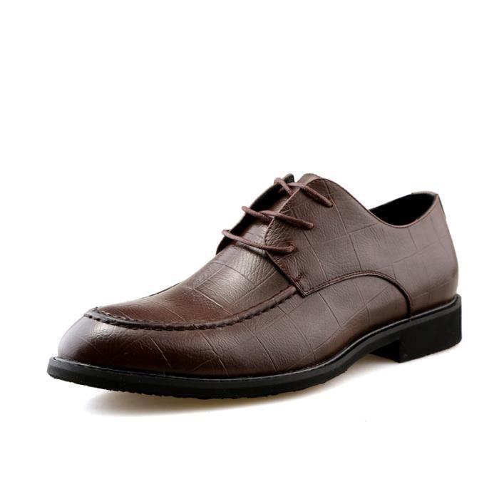 Mocassins homme Chaussures de villeChaussures pour costume Chaussures officielesChaussures populaires Confortables Nouveauté KCuzzJ