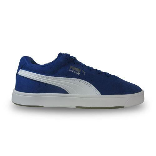 PUMA - PUMA -Chaussure enfant suède - (bleu - 39)