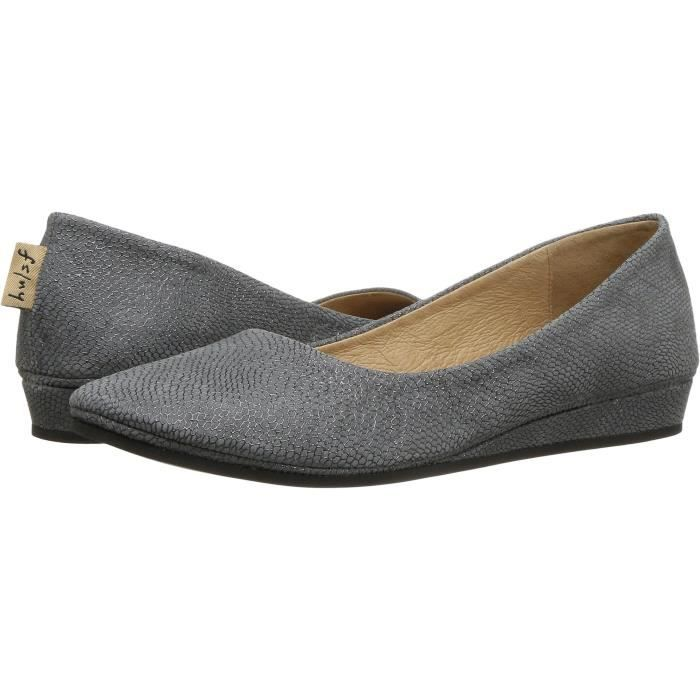 French Sole Zeppa Slip On Shoes ETEVL Taille-38