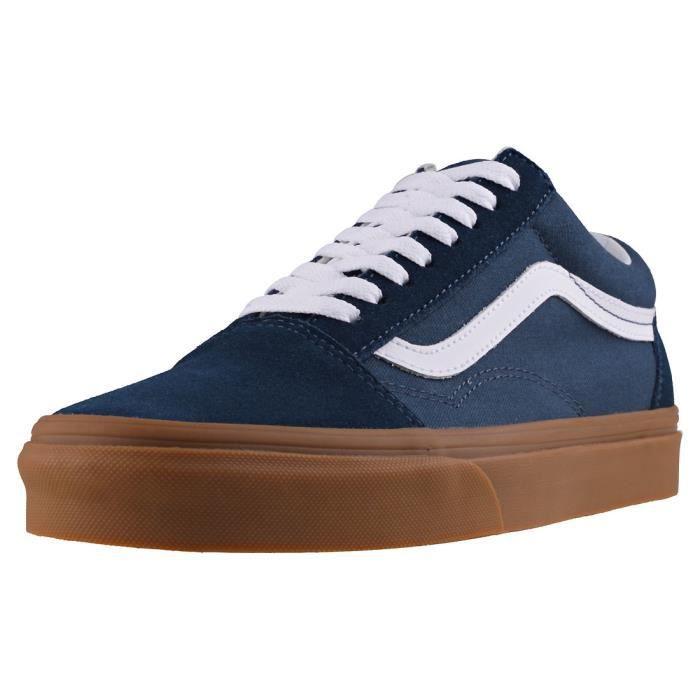 6324039402 Vans Old Skool Hommes Baskets Essence - 8 UK Vert Essence - Achat ...