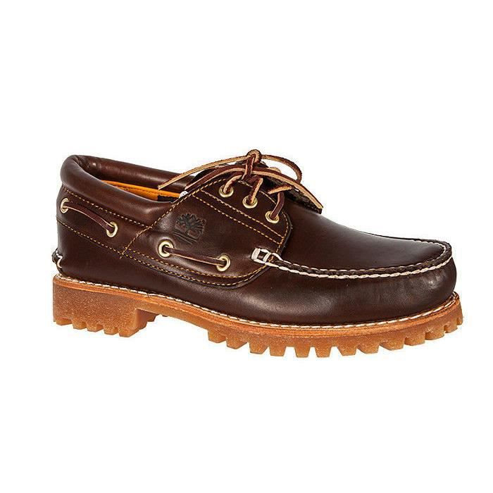 Homme Boutique Timberland Heritage 3 Eye Classic Lug Schuhe