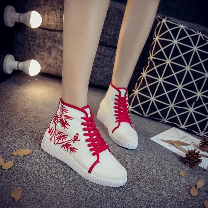 IZTPSERG Baskets Chaussures Enfant Fille