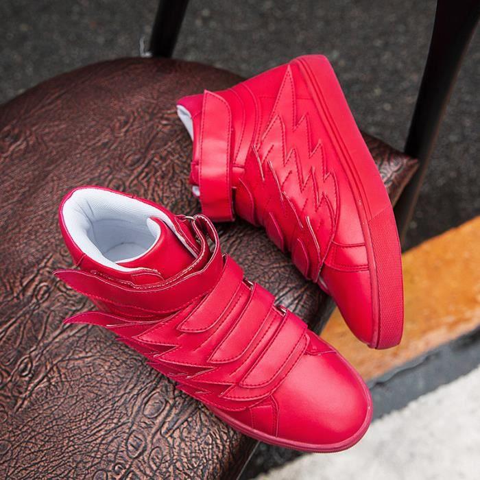 Baskets mode Baskets homme Baskets avec ailes Baskets automne Chaussures de ville Chaussures populaires Chaussures sport en solde
