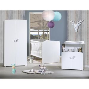 mobilier chambre b b achat vente mobilier chambre b b pas cher soldes d s le 10 janvier. Black Bedroom Furniture Sets. Home Design Ideas