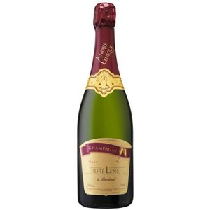 CHAMPAGNE 6 bouteilles - Champagne blanc - Effervescent - CH