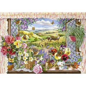 PUZZLE Puzzle 500 pièces Pièces XXL - Harvest View
