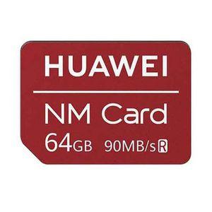 CARTE MÉMOIRE HUAWEI Carte Mémoire NM 64Go, Carte Mémoire Flash