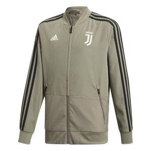 competitive price 25fc2 863e1 TENUE DE FOOTBALL Veste de présentation junior Juventus Turin 2018 1