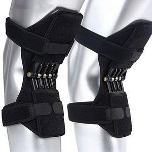 PROTÈGE-GENOU 1 paire Sangle au genou Renfort tibial de protecti