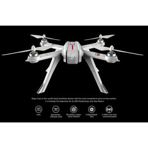 DRONE MJX Bugs 3 PRO B3PRO RC Quadcopter Drone Brushless