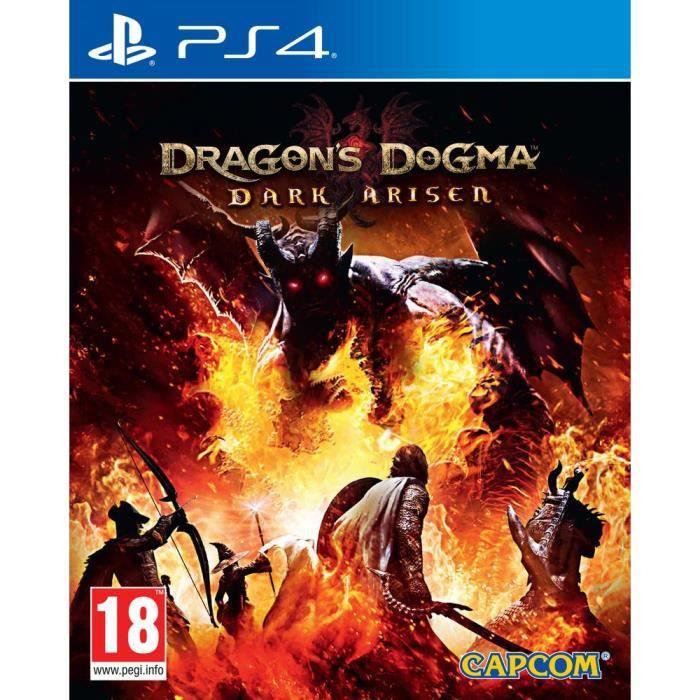 Dragon's Dogma Dark Arisen Jeu PS4