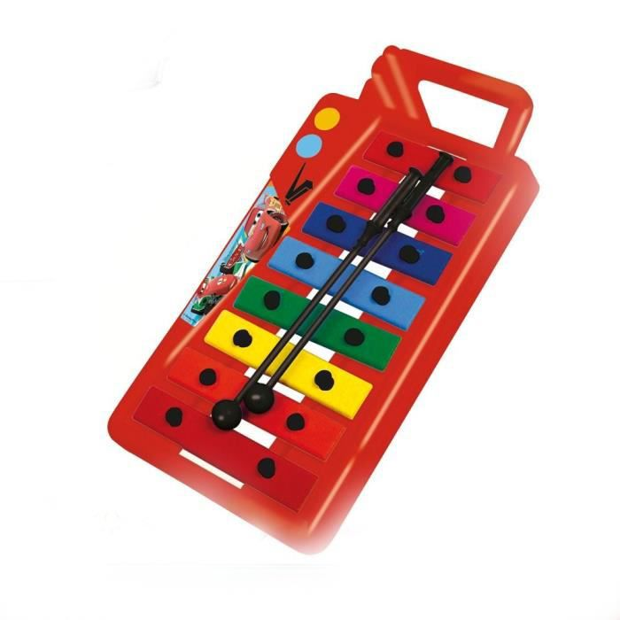 CARS Xylophone - 8 notes