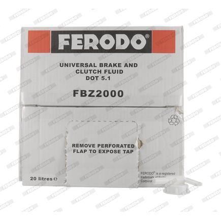 FERODO Liquide de frein FBZ2000 DOT5 - 20L
