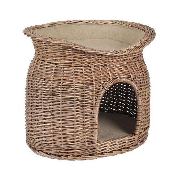 panier pour chat ou petit chien achat vente corbeille coussin panier chat ou petit chien. Black Bedroom Furniture Sets. Home Design Ideas