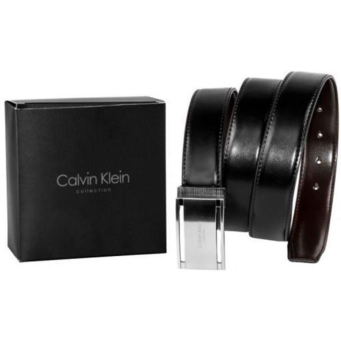 Calvin Klein Ceinture Homme Cuir D46 D45 D22 - Achat   Vente ... ada433440e2