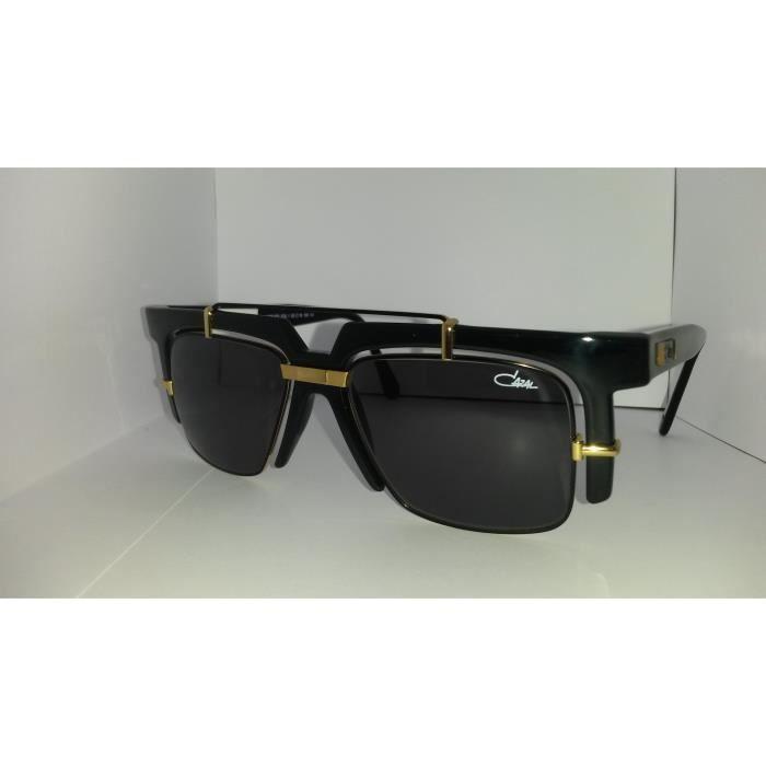 52a26d8adac39 CAZAL 873 COL.1 - Achat   Vente lunettes de soleil Homme Noir-Doré ...