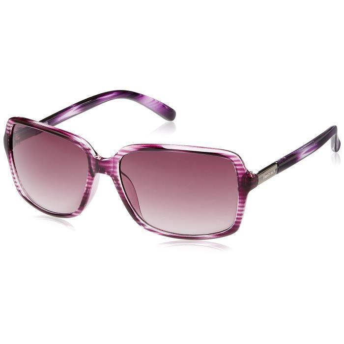 Fastrack Springers Rectangular Sunglasses (purple) (p283pr2f) R2RMH
