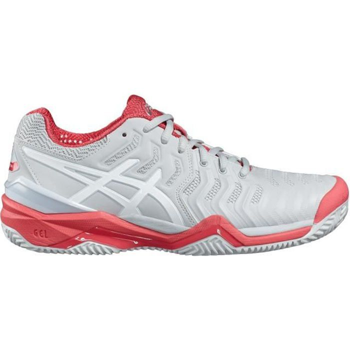 detailed look 9b7d7 5709f Chaussures femme Asics Gel-resolution 7 Clay
